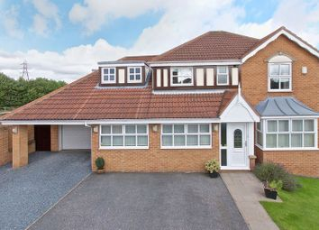 Thumbnail 5 bed detached house for sale in Forest Ridge, East Ardsley, Wakefield