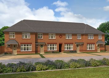 "Thumbnail 4 bed end terrace house for sale in ""Stratford"" at Chester Road, Woodford, Stockport"