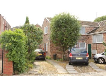 Thumbnail 2 bed detached house to rent in Priory Street, York, North Yorkshire