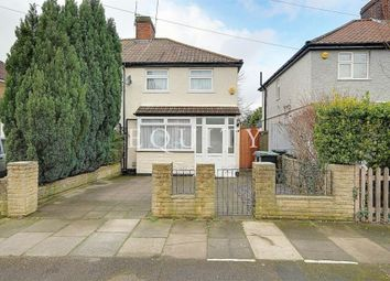 Thumbnail 3 bed semi-detached house for sale in Third Avenue, Enfield