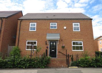 Thumbnail 4 bedroom detached house for sale in Watermead Grange, Brownhills, Walsall