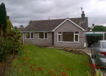 Thumbnail 3 bed detached house to rent in Leighton Close, Evercreech, Shepton Mallet