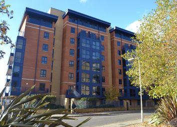 Thumbnail 3 bed flat for sale in Canute Road, City Centre, Southampton