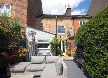 Thumbnail 2 bed terraced house for sale in Nottingham Road, Belper