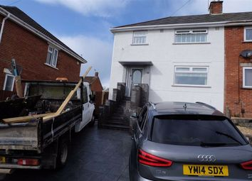 Thumbnail 3 bed semi-detached house for sale in Merthyr Dyfan Road, Barry, Vale Of Glamorgan
