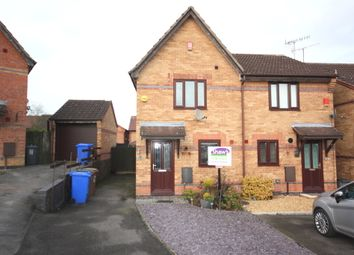 Thumbnail 2 bed semi-detached house for sale in Barleyfields, Bradeley, Stoke-On-Trent