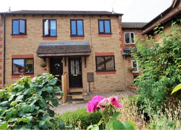 Thumbnail 2 bed terraced house for sale in Vermuyden Gardens, Sutton, Ely