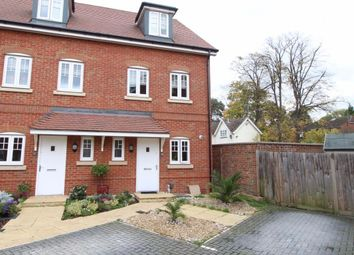 Thumbnail 3 bed semi-detached house for sale in Blenhiem Place, Camberley