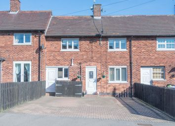 Thumbnail 3 bed terraced house for sale in Reney Crescent, Sheffield