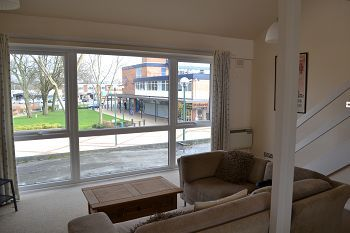 Thumbnail 1 bed flat to rent in The Paddock, Handforth, Cheshire
