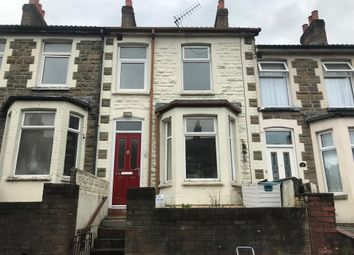 Thumbnail 2 bed terraced house for sale in Richmond Road, Six Bells, Abertillery
