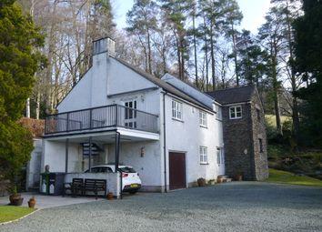 Thumbnail 4 bed detached house for sale in Ellerside, Ellerigg Road, Ambleside