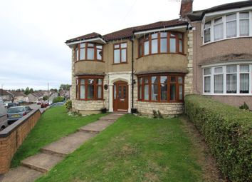 Thumbnail 5 bedroom semi-detached house for sale in St. Austell Road, Coventry