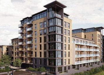 Thumbnail 1 bedroom flat for sale in Skylark Apartments, Kennet Island, Reading
