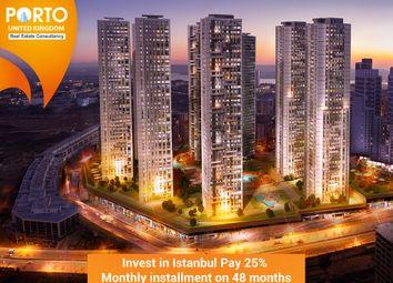 Thumbnail 3 bed apartment for sale in Yenikent Mahallesi, Esenyurt, Istanbul, Marmara, Turkey