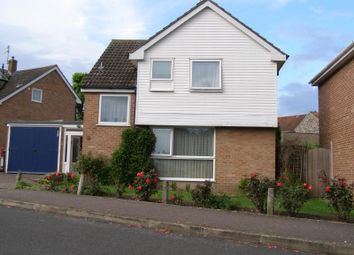 Thumbnail 3 bed detached house for sale in Abbeygate, Thetford