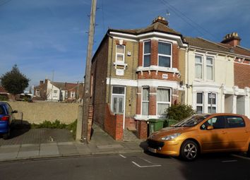 Thumbnail 6 bedroom end terrace house to rent in Chetwynd Road, Southsea