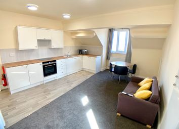 Thumbnail 3 bed flat to rent in St. James Road, Leicester