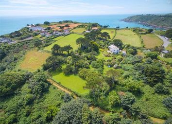 Thumbnail 5 bed detached house for sale in Route De Jerbourg, St. Martin's, Guernsey