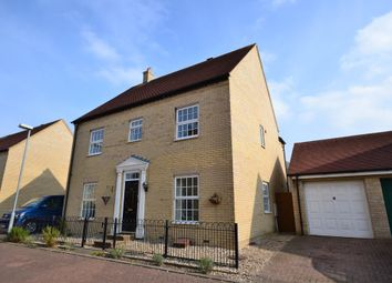 Thumbnail 4 bedroom detached house to rent in Brooke Grove, Ely