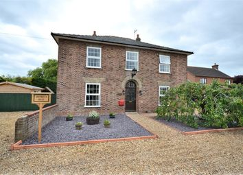 Thumbnail 4 bed detached house for sale in Sutton Road, Terrington St. Clement, King's Lynn