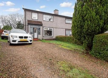 Thumbnail 3 bed semi-detached house for sale in Craighall Quadrant, Neilston, Glasgow, East Renfrewshire