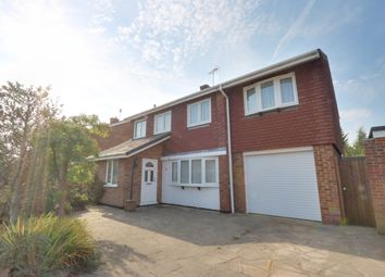 Thumbnail 4 bed detached house for sale in Highview Road, Benfleet