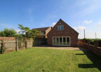 Thumbnail 4 bedroom detached house for sale in Clay Lane, Breighton, Selby
