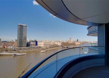 Albert Embankment, London SE1. 2 bed flat for sale