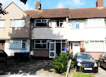 Thumbnail 3 bed terraced house to rent in Caverleigh Way, Worcester Park