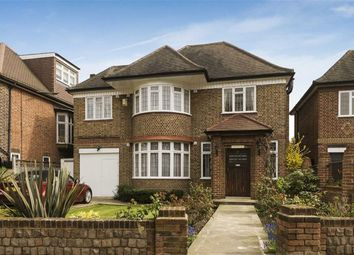 Thumbnail 4 bed detached house for sale in Manor House Drive, Brondesbury Park