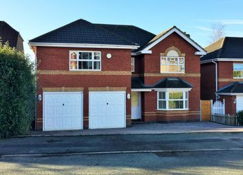 Thumbnail 4 bed detached house to rent in 10 Davenport Way, Newcastle-Under-Lyme, Staffordshire