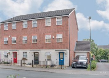 Thumbnail 3 bed end terrace house for sale in Royal Worcester Crescent, The Oakalls, Bromsgrove