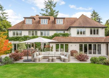 Thumbnail 6 bedroom detached house to rent in Doggetts Wood Lane, Chalfont St. Giles