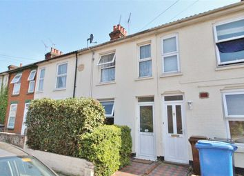Thumbnail 2 bed terraced house for sale in Gatacre Road, Ipswich
