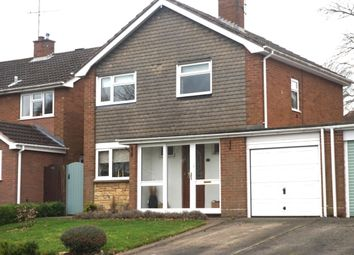 Thumbnail 3 bed detached house for sale in Sandringham Road, Stafford