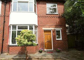 Thumbnail 3 bedroom semi-detached house for sale in Sandylands Drive, Prestwich, Manchester