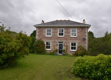 Thumbnail 3 bed detached house for sale in Trevarth Road, Lanner