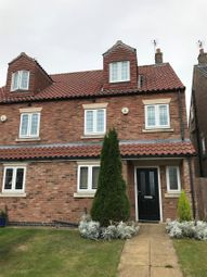 Thumbnail 4 bed semi-detached house for sale in Pinfold Street, Eastrington, Goole