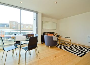 Thumbnail 3 bed flat to rent in Dereham Place, The Foundry, London