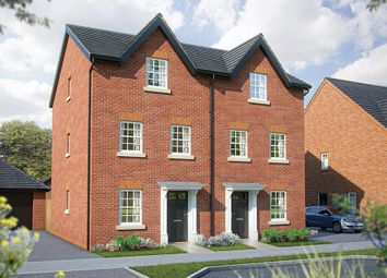 "Thumbnail 3 bed property for sale in ""The Winchcombe"" at Turnberry Lane, Collingtree, Northampton"
