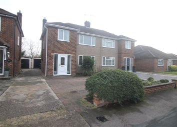 Thumbnail 3 bedroom semi-detached house for sale in Eastfield Road, Waltham Cross, Herts