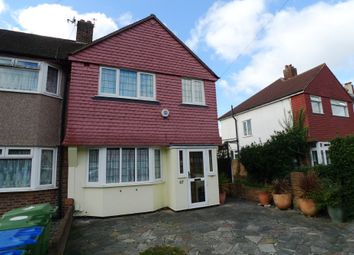 Thumbnail 3 bed end terrace house to rent in Sparrows Lane, New Eltham