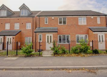 Thumbnail 3 bed semi-detached house for sale in Walshaw Road, Walshaw, Bury
