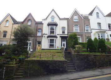 Thumbnail 6 bed terraced house for sale in Bryn Y Mor Crescent, Swansea