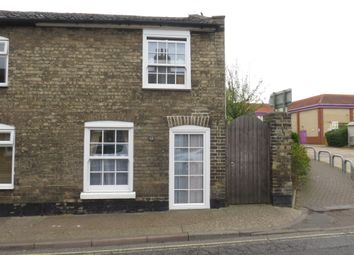Thumbnail 2 bedroom end terrace house for sale in Kings Road, Bury St. Edmunds