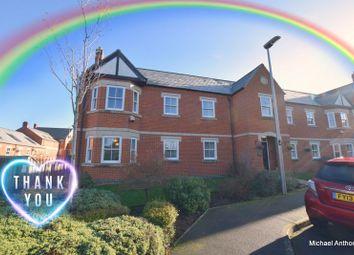 2 bed flat for sale in Barr Piece, Wolverton, Milton Keynes MK12