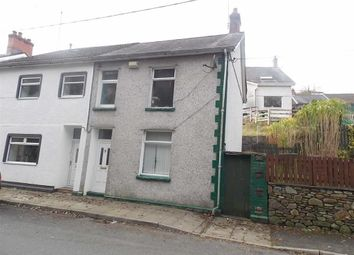 Thumbnail 3 bed semi-detached house to rent in Clydach Terrace, Ynysybwl, Pontypridd