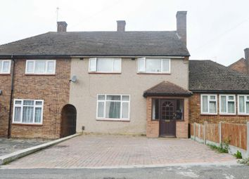 Thumbnail 3 bed end terrace house for sale in Aylsham Lane, Romford