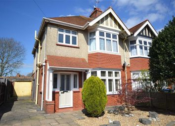 Thumbnail 3 bed property for sale in Broomfield Avenue, Thomas A Becket, Worthing, West Sussex